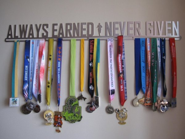 Always Earned | Never Given